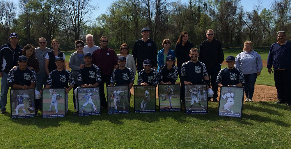 Baseball Splits With Wilkes Barre On Senior Day