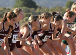 Cross Country Running in California and Oregon this weekend