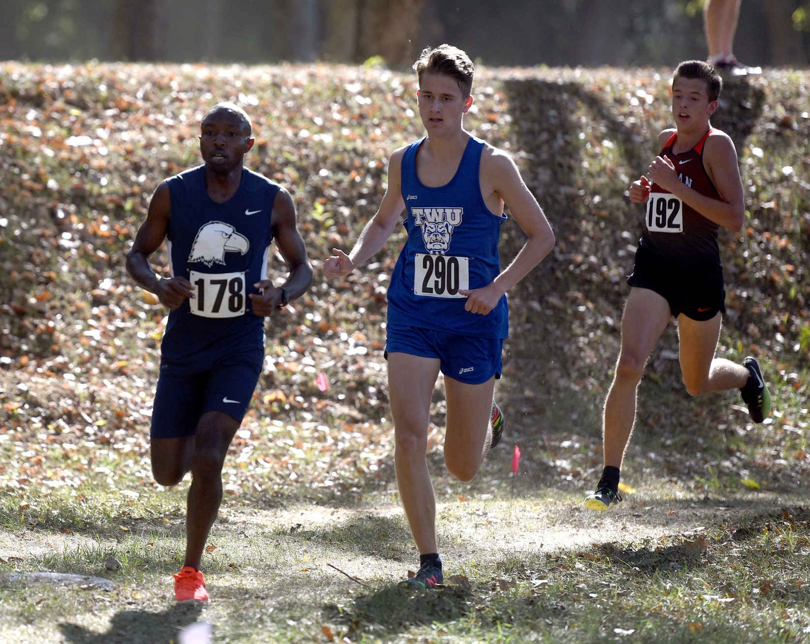 Fall Frosty Awards Nominees: Male Freshman of the Year