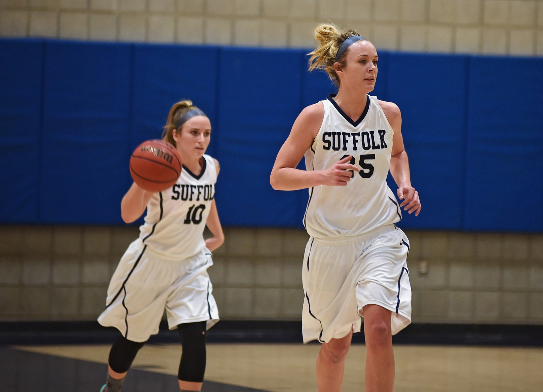 Women's Basketball Captures Thriller vs.  JWU, 61-60