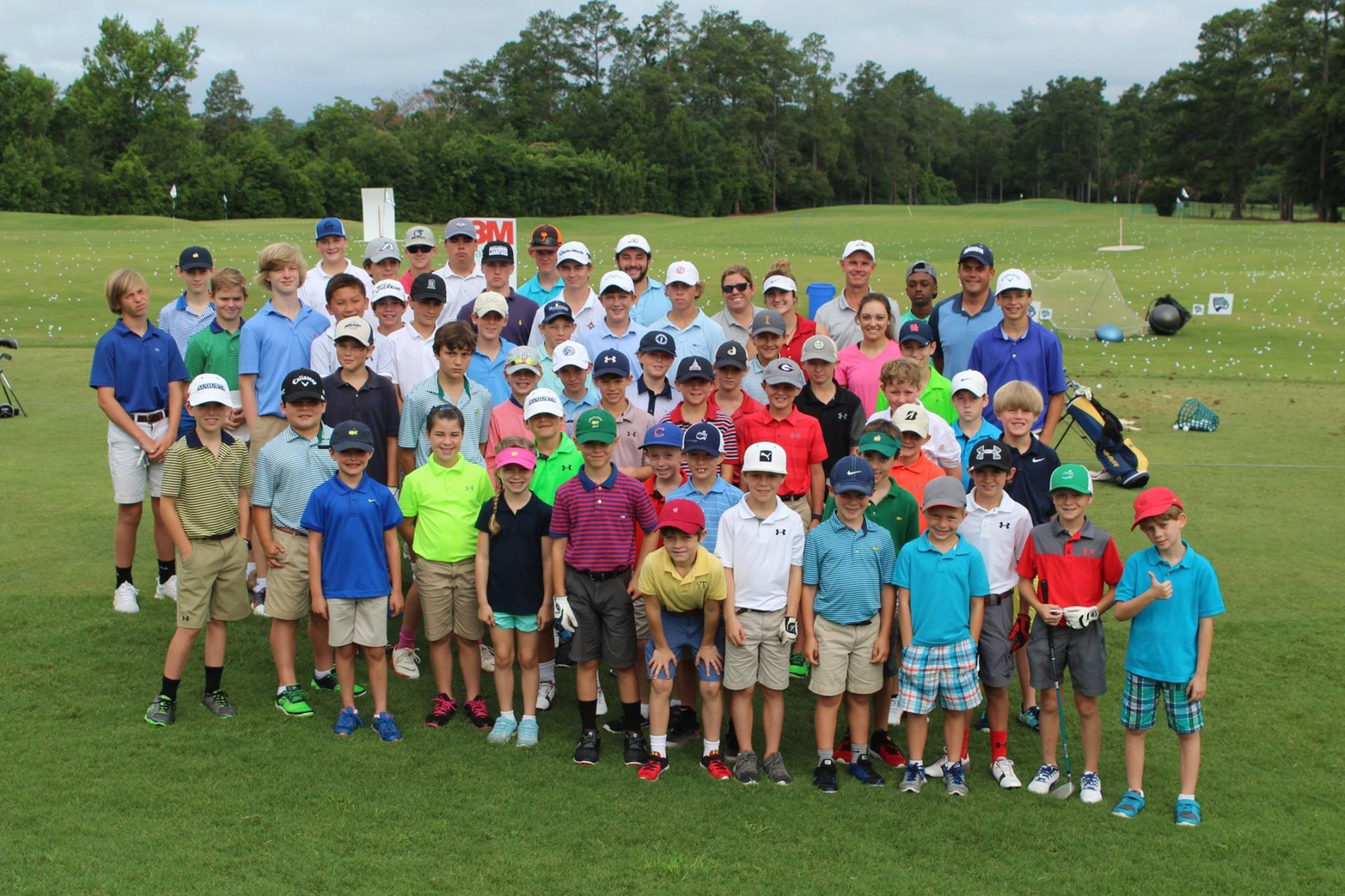 2018 Augusta Golf Camp Set For June 11-14