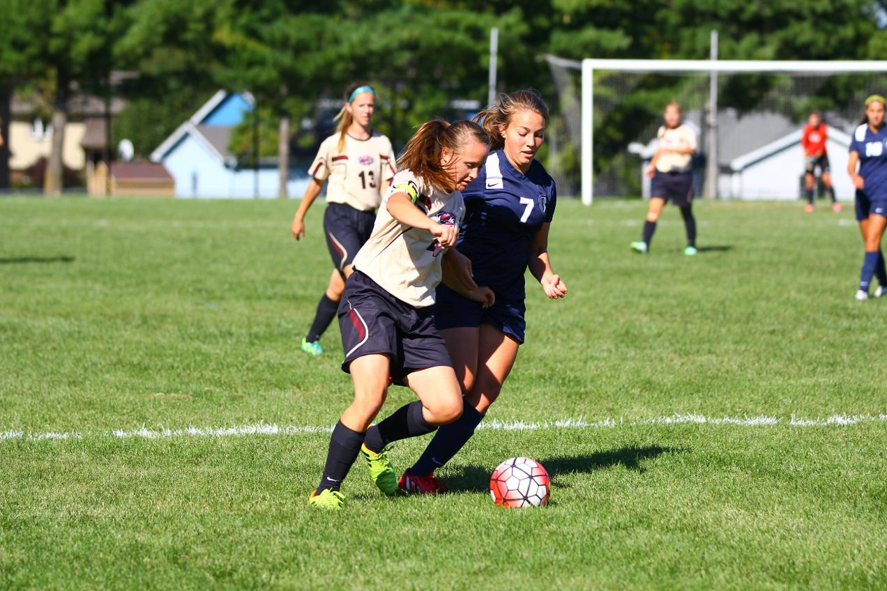 Women's Soccer Drops Close Contest to Eureka