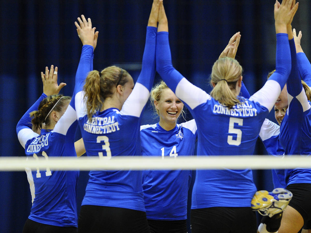 Volleyball Picked Third in Northeast Conference Preseason Coaches Poll