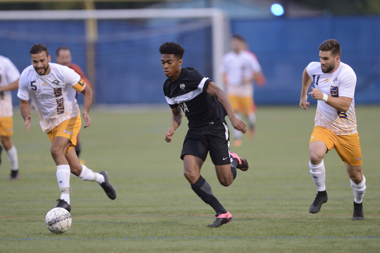 Men's Soccer Scores First But Fall In Overtime At East Stroudsburg, 2-1