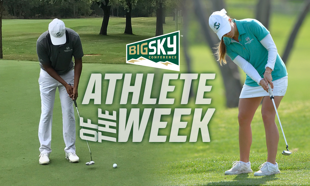 PATEL, BABIC NAMED BIG SKY GOLFERS OF THE WEEK