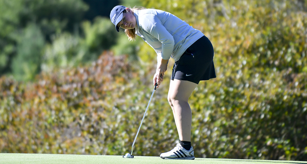 Golf Posts 5-1 Win Over William Smith to Open Spring Trip