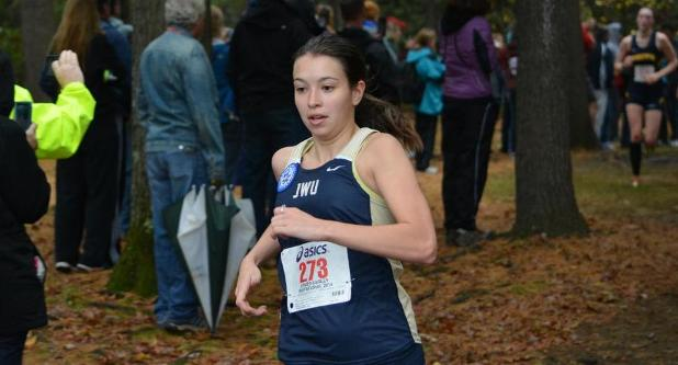 Cross Country Wraps Up Season at NCAA Regionals