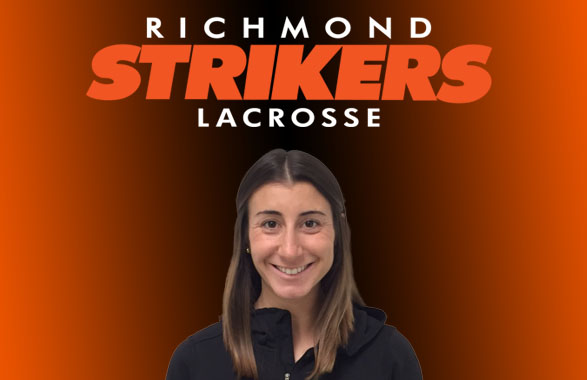 Kendall Adkin Steps Into Richmond Strikers Director of Lacrosse Position
