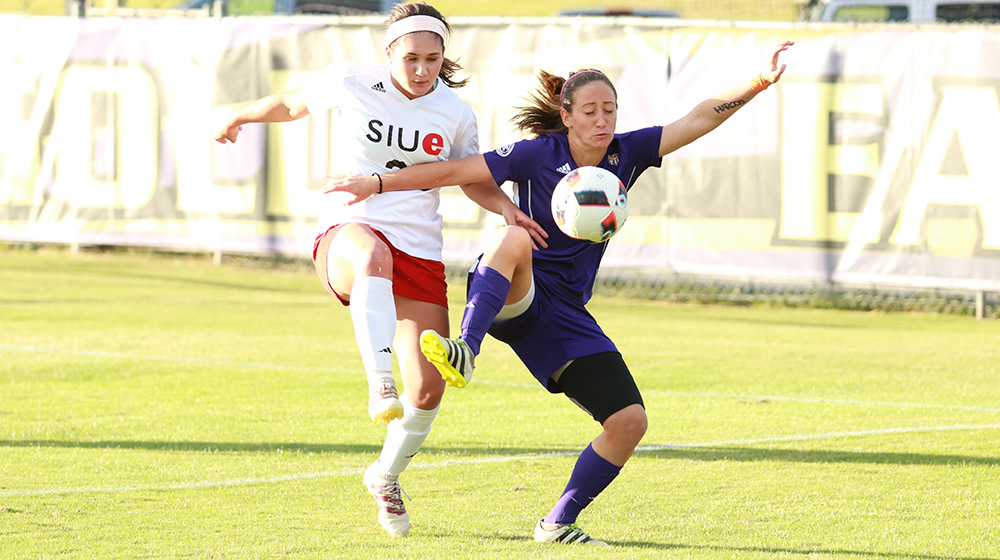 Golden Eagles secure spot in OVC Tournament with 1-0 win over SIUE
