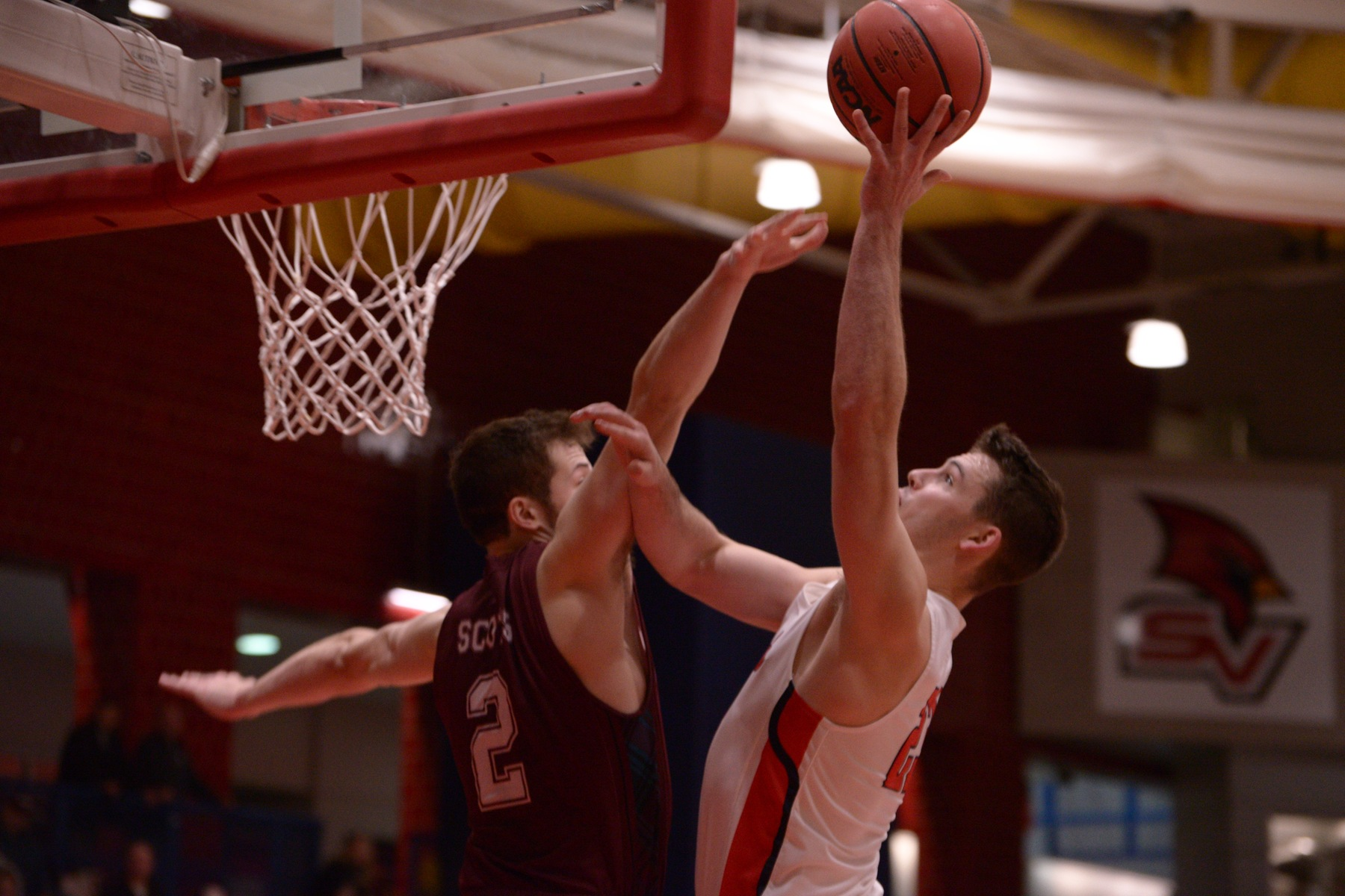 Strong second half propels SVSU Men to 79-72 victory over Rangers