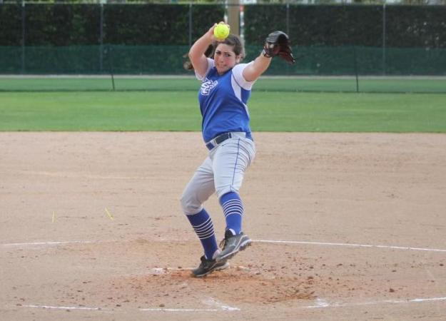 Messina Pitches Blue Devils to Victory