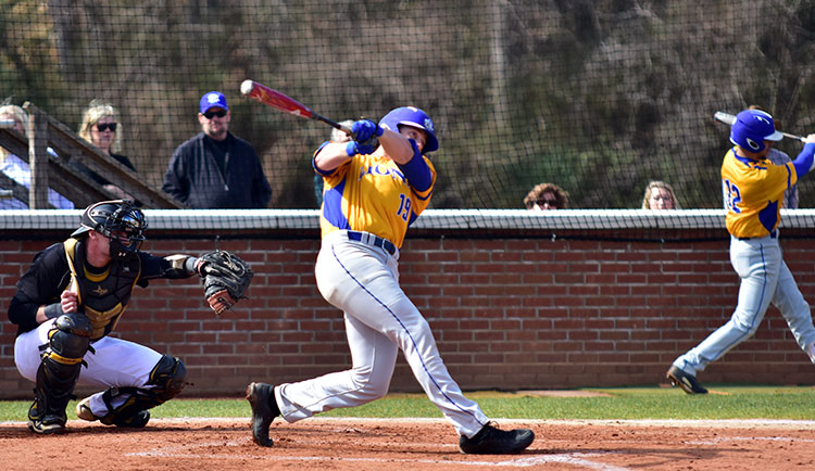 Baseball Loses Heart-Breaker to Newberry in SAC Tournament