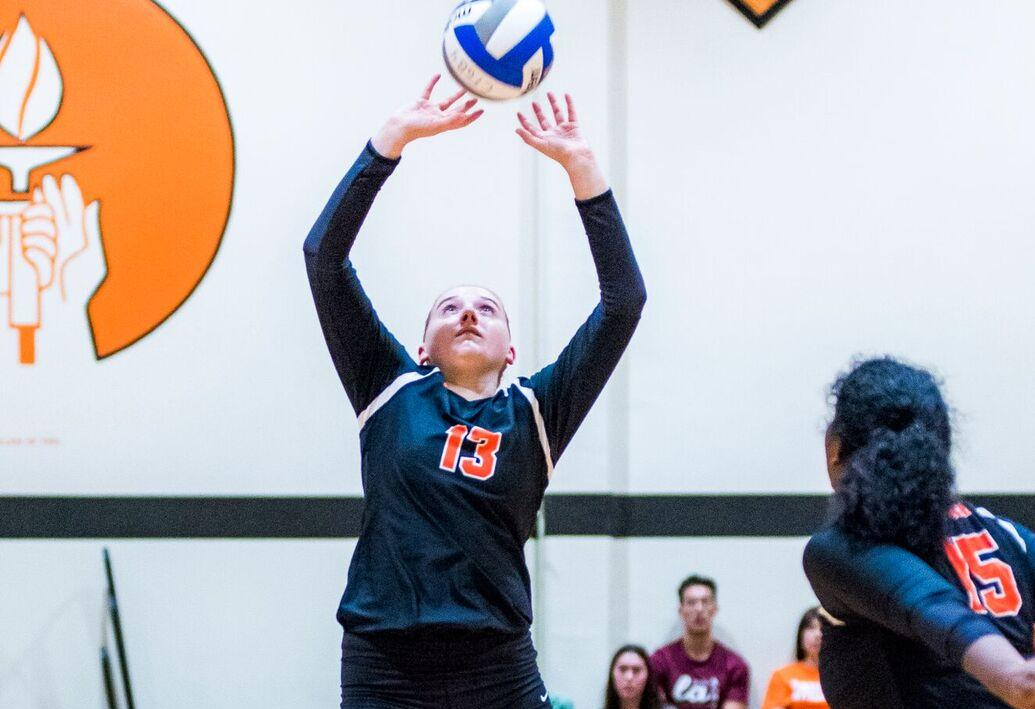 Frymire Adds 18 Assists at Chapman