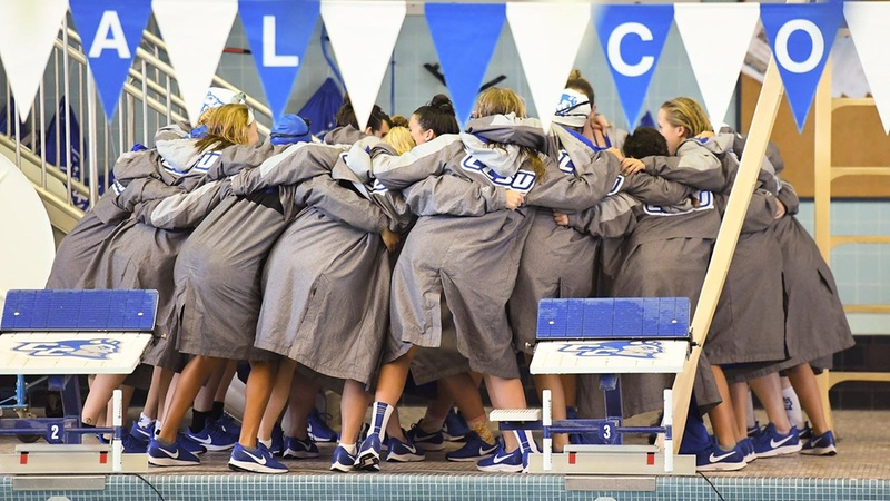 Swimming and Diving Drops Dual Meet at Rhode Island on Sunday