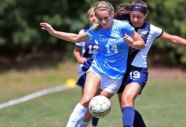 Higgins Scores Hat Trick as CFCC Routs Stratford University