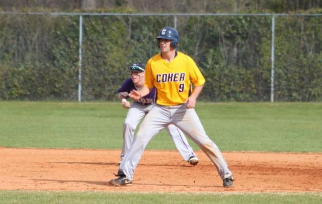 Coker Splits Final Day at Chowan, Takes Series 3-1