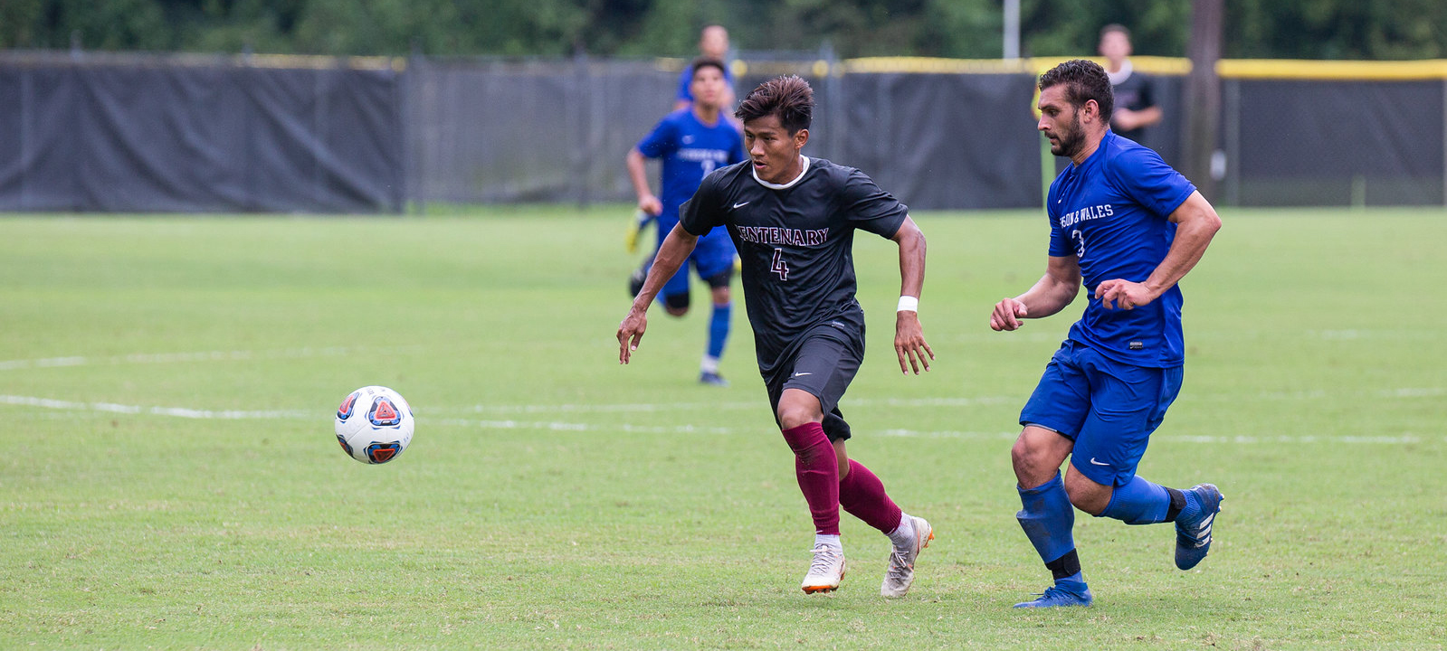 Men's Soccer Drops 1-0 Heartbreaker in Double Overtime At Austin College