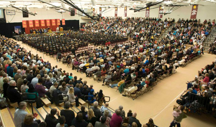 Nearly 40 Ferris State Student-Athletes To Receive Degrees During Spring Graduation Ceremonies This Weekend