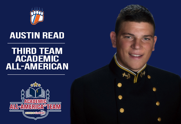Read Named Academic All-American