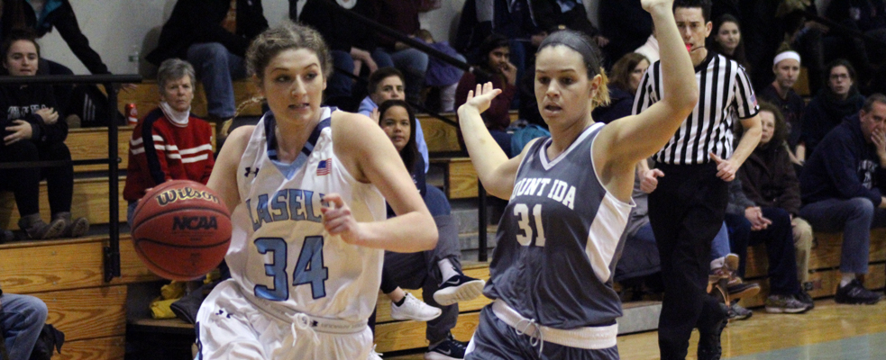 Women's Hoops Falls in Fading Seconds to Mount Ida