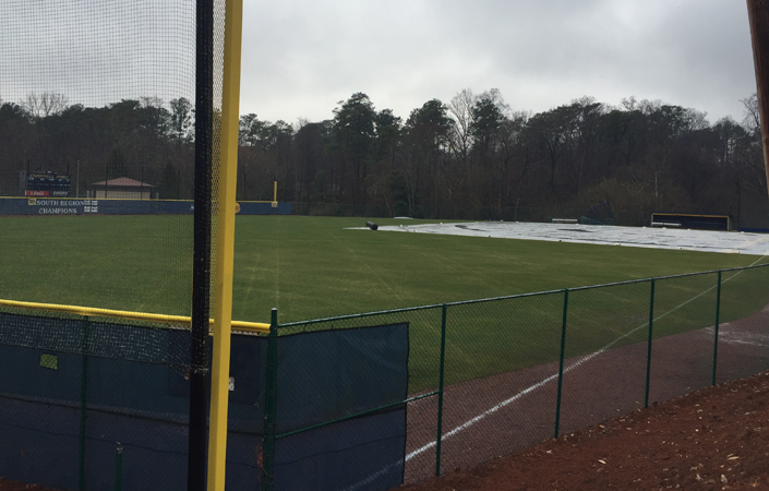 Schedule Changes Announced for Emory - WashU Baseball Series; Saturday's Start Time is 2pm