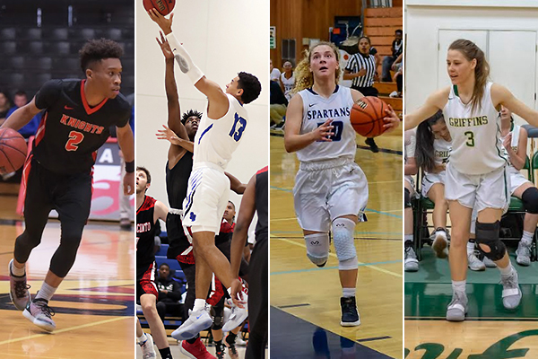 PCAC honors January Athletes-of-the-Month