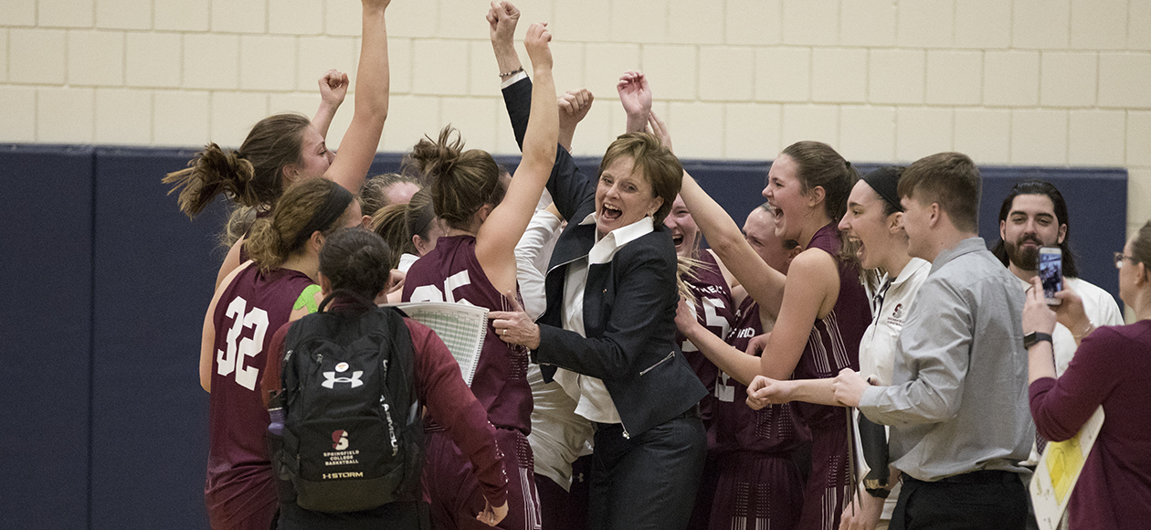 Third-Seeded Women's Basketball Knocks Off Second-Seeded Smith, 48-46 in NEWMAC Championship Semifinals