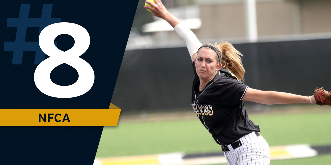 Texas Lutheran Softball Moves to No. 8 in NFCA Rankings