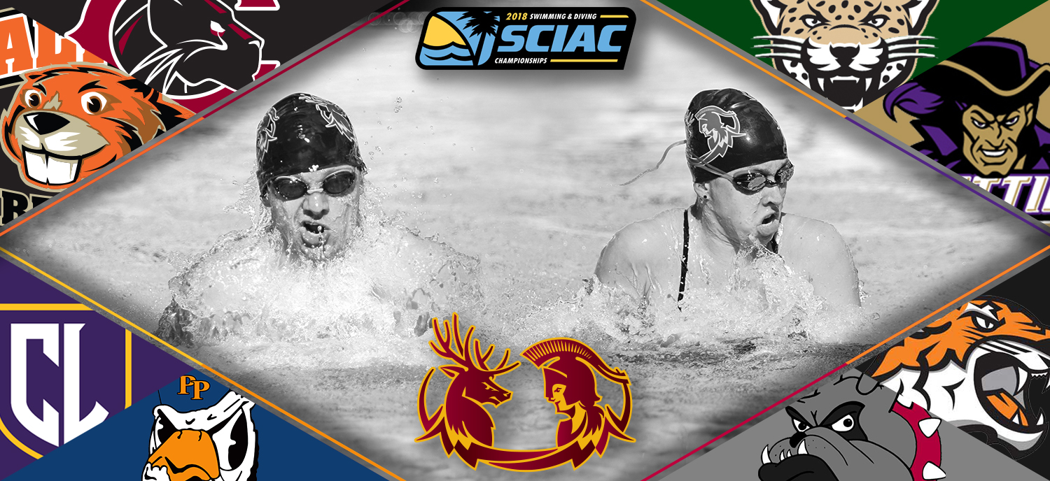 Busy Week for CMS Swim and Dive at SCIAC Championships