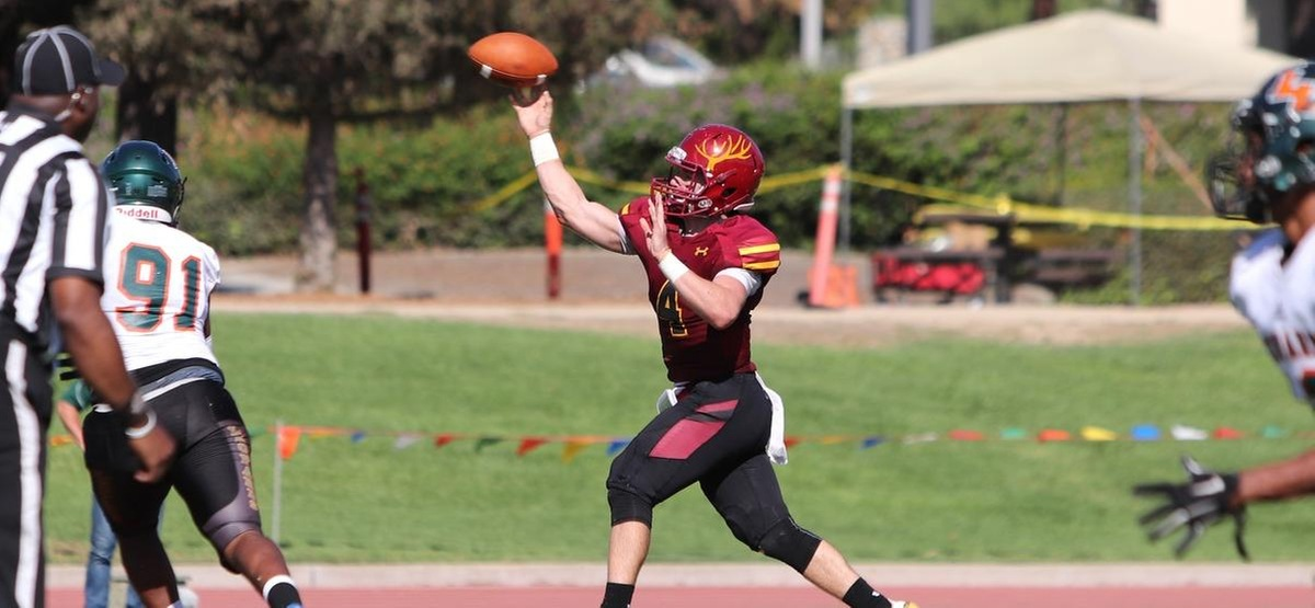 CMS Football Takes SCIAC Opener From La Verne 37-24