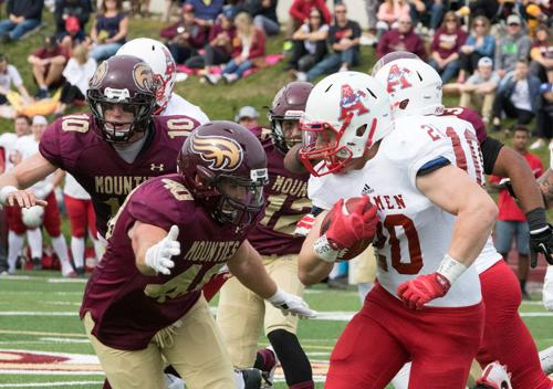 Road to the ArcelorMittal Dofasco Vanier Cup: Axemen eager to snap Homecoming losing streak to Mounties