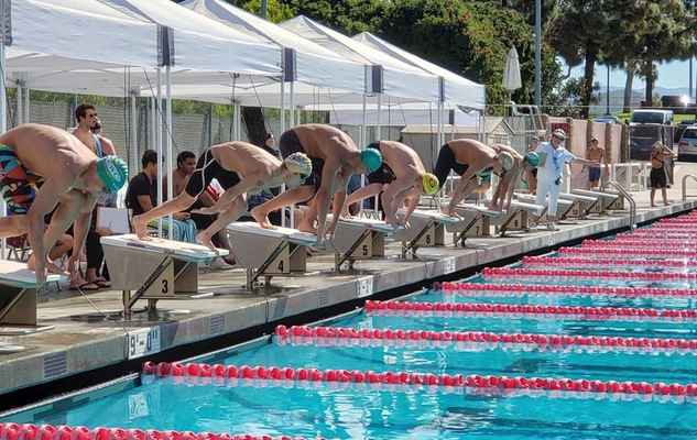 Pair of Cypress Swimmers Qualify for CCCAA State Championships