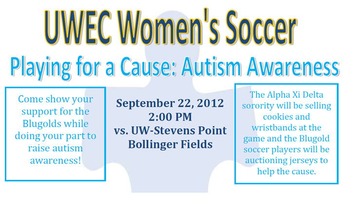 Soccer to Hold Autism Awareness Event Saturday