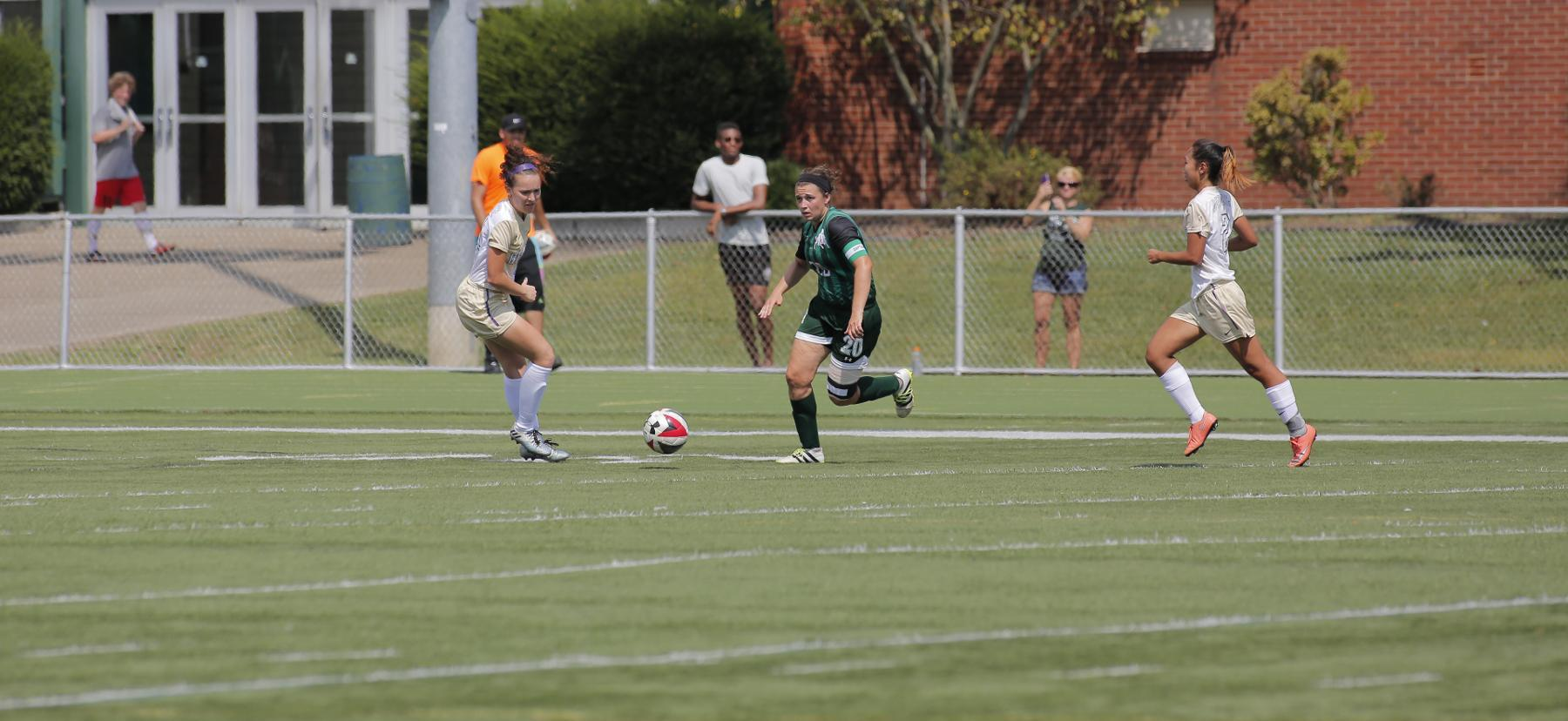 Bison battle in 1-0 loss to Westminster