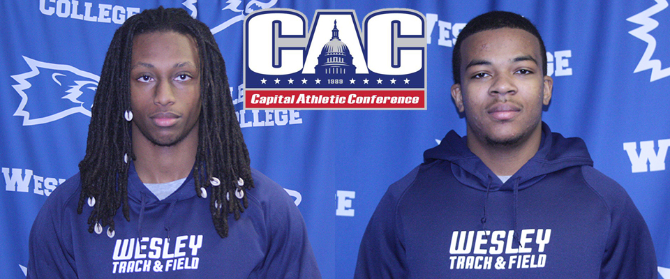 8 Wolverines Earn All-CAC Indoor Track Honors