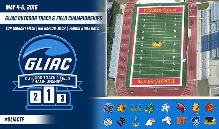 Ferris State To Host GLIAC Track & Field Championships This Week At Top Taggart Field