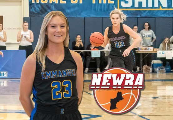McLAUGHLIN SELECTED TO PARTICIPATE IN NEWBA SENIOR ALL-STAR CLASSIC