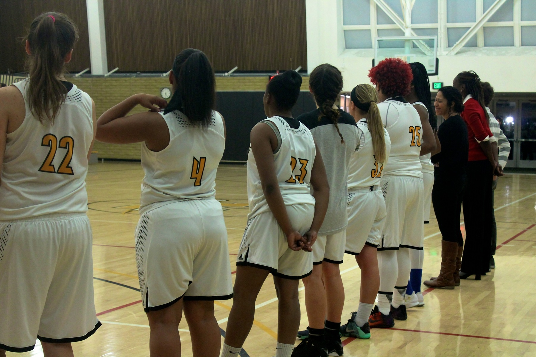 Women's Basketball Drops Road Game To Mendocino College 82-58