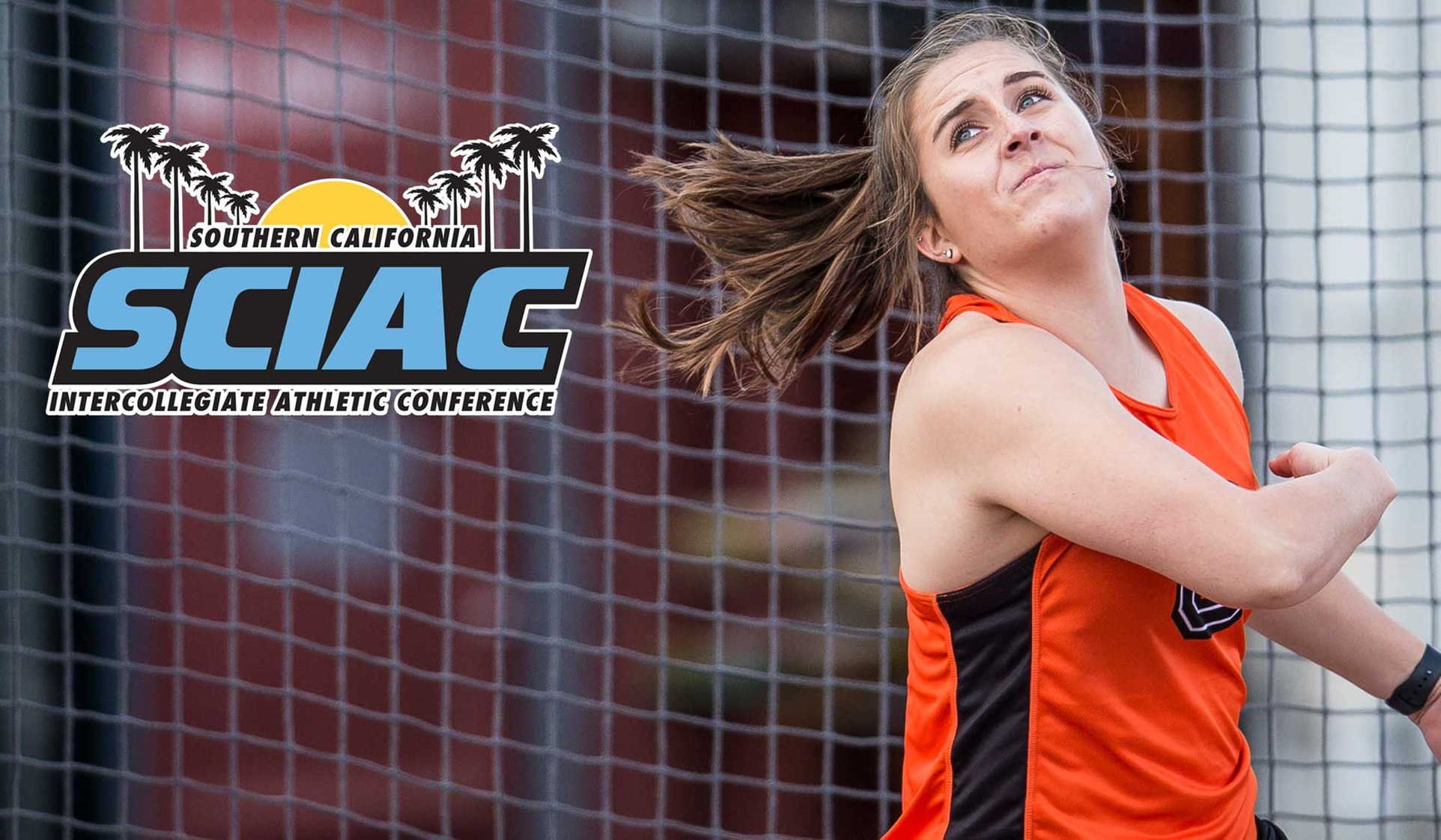 Degnan Named SCIAC Field Athlete of the Week
