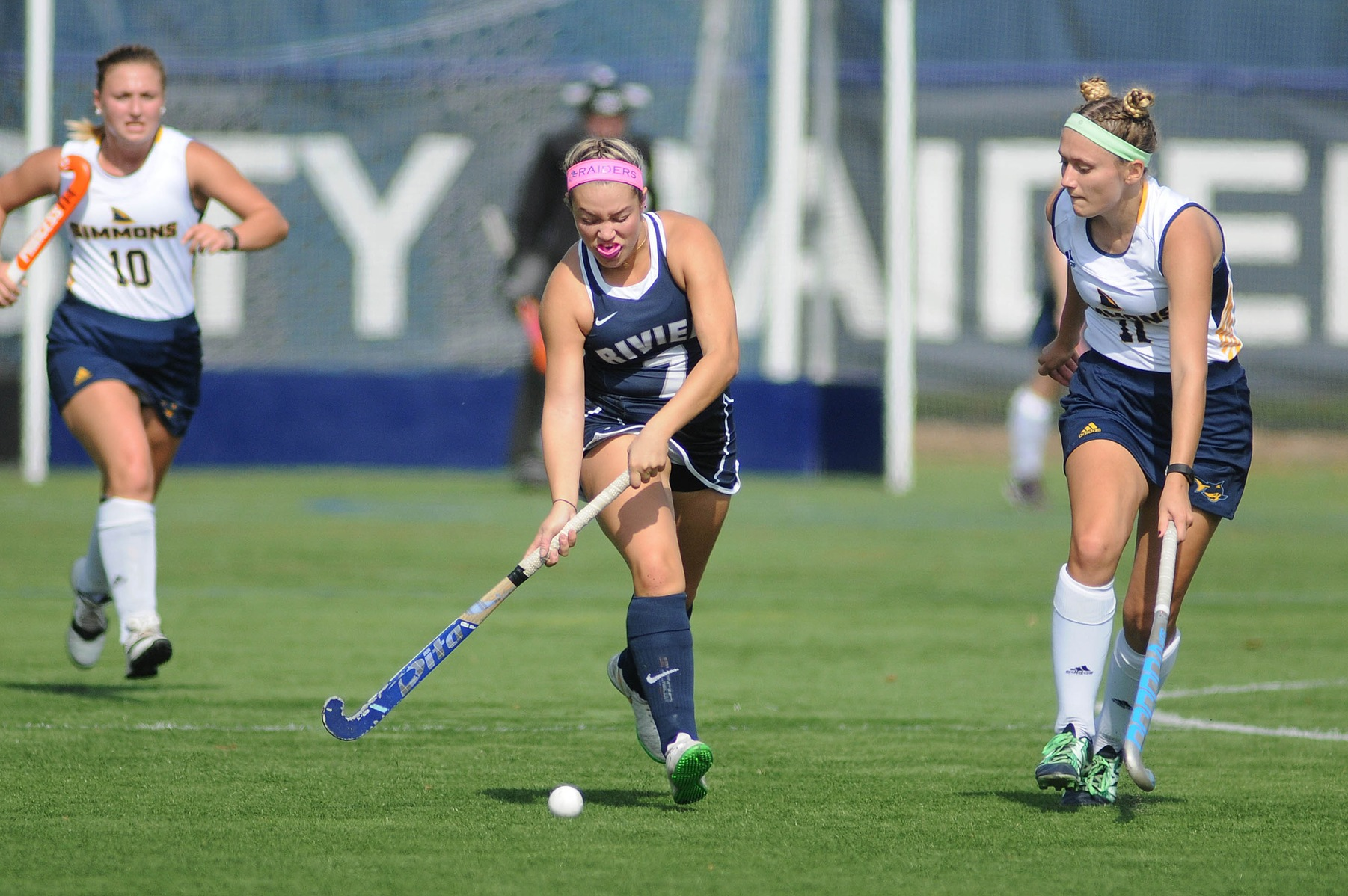 Field Hockey: Raiders fall at home to Simmons, 5-0
