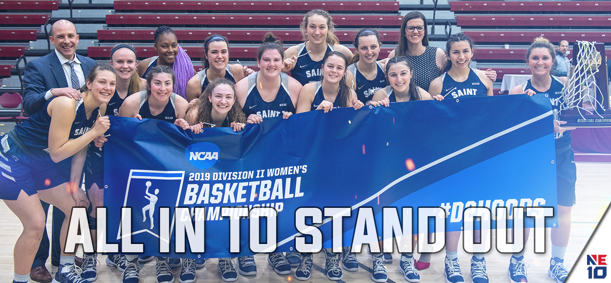 Embrace the Victory: Saint Anselm Wins First-Ever Women's Basketball East Regional Title