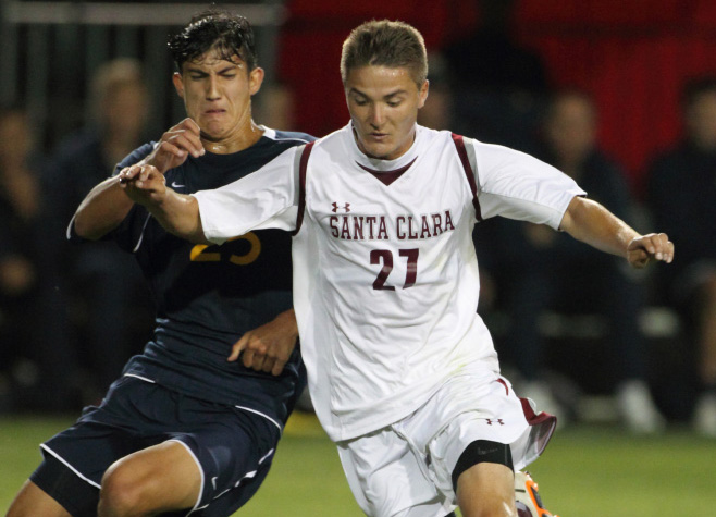 Santa Clara Takes Down Duke on the Road 2-1, Freshman Ryan Masch Nets Game-Winner