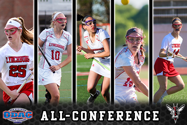 Five Hornets Earn All-Conference For Women's Lacrosse