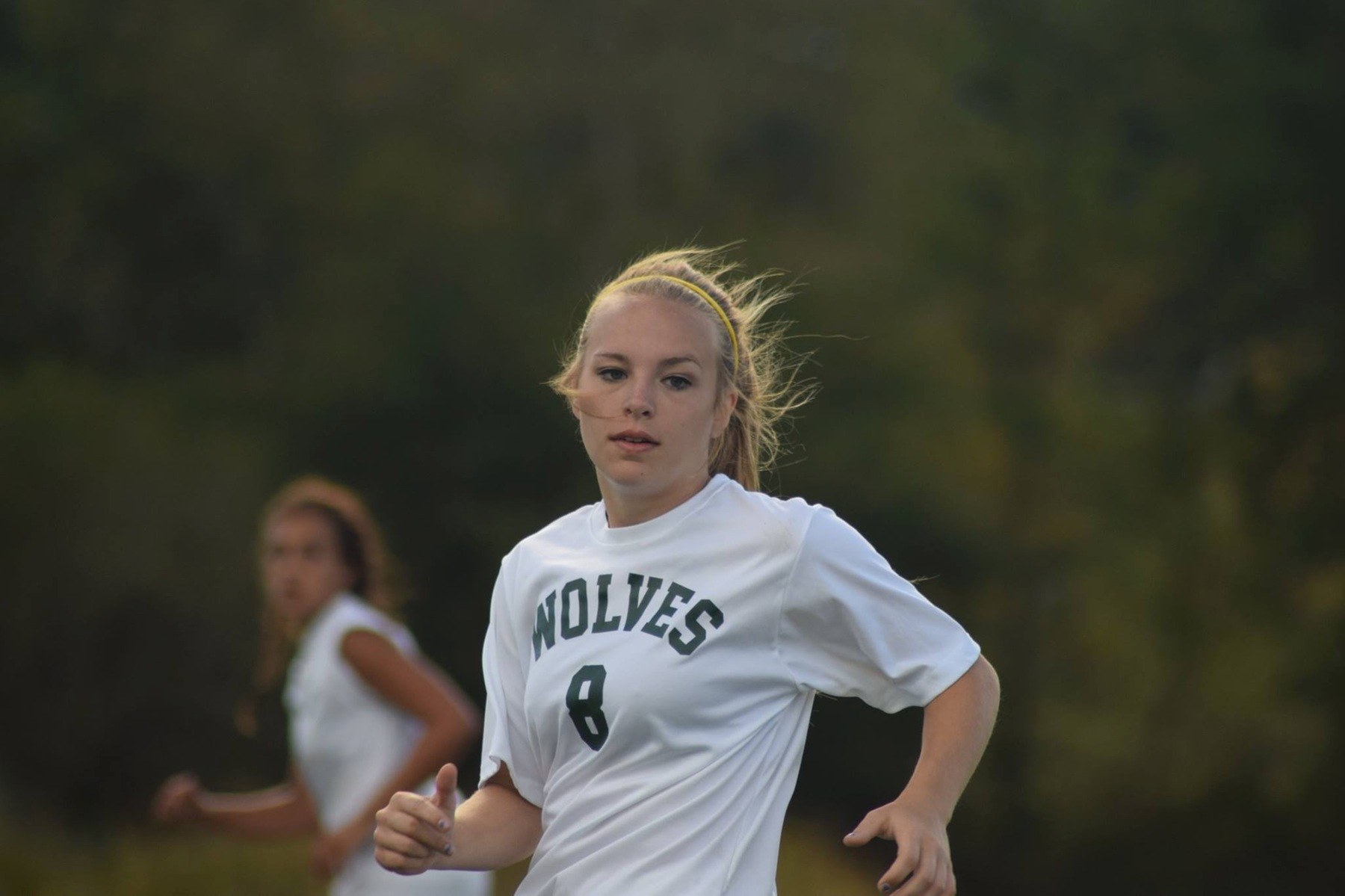 Lady Timberwolves Win Battle of Wolves