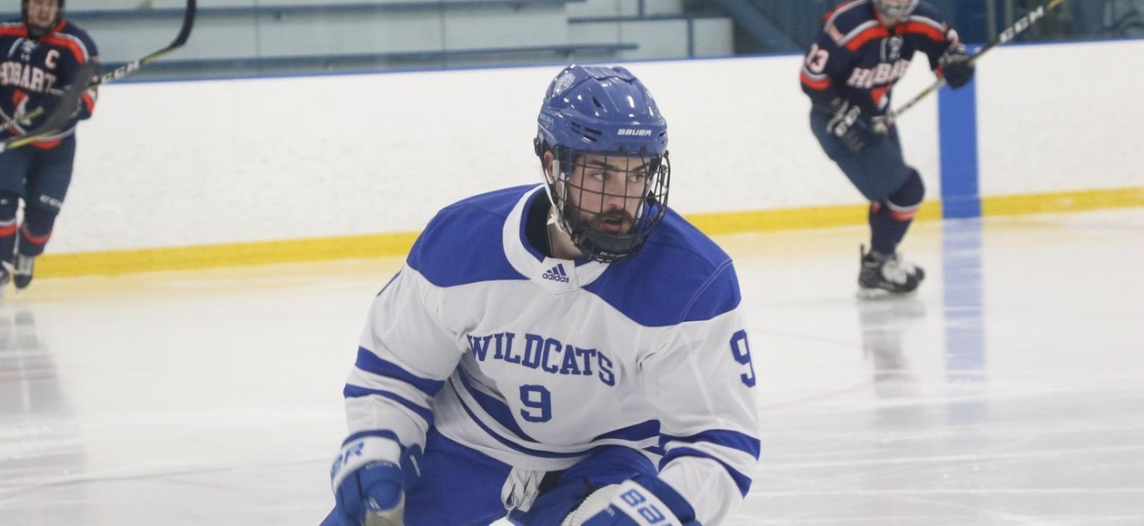 Men's Hockey Beats Southern Maine 4-2