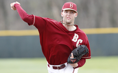 Bridgewater Tops ODAC Baseball Poll