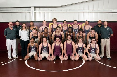 Wrestlers Finish Fifth Out of 31 In Waynesburg Invitational