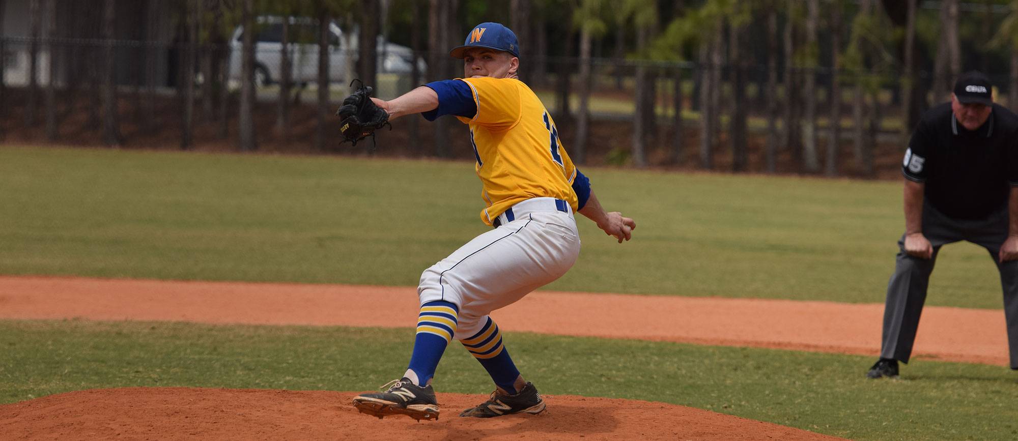 Bats Stay Hot & Bullpen Shines as Golden Bears Edge McDaniel, 7-6