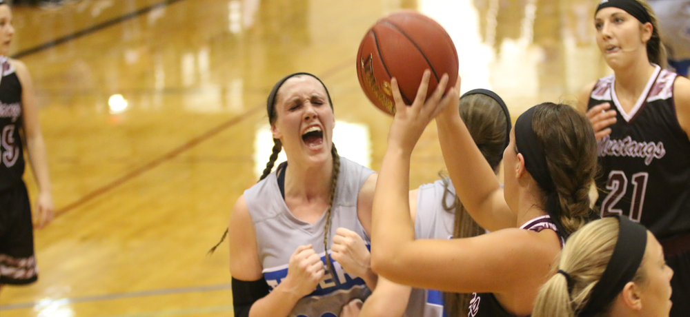 DWU women snap Concordia's 26-game winning streak in the Corn Palace