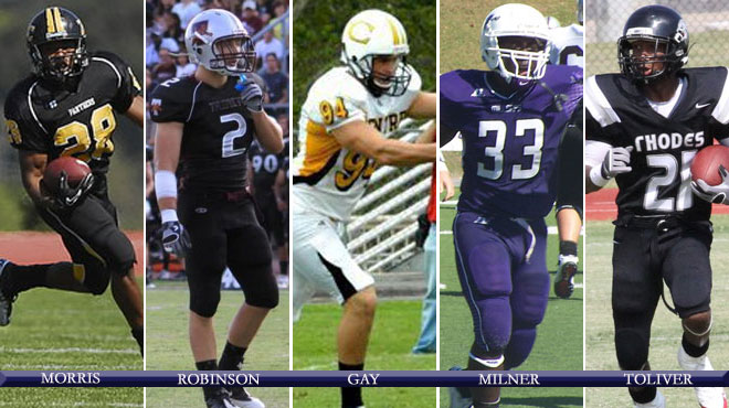SCAC announces 2011 All-SCAC Football team
